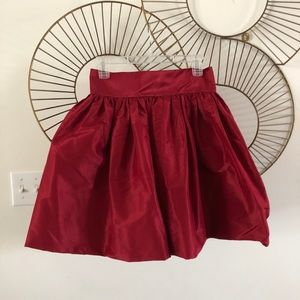 Dresses & Skirts - Red Party Skirt